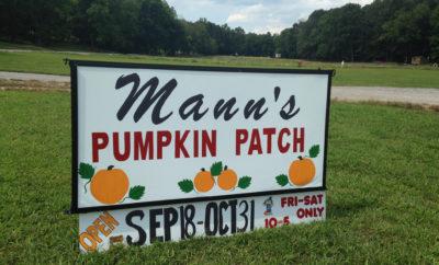 Mann's Pumpkin Patch