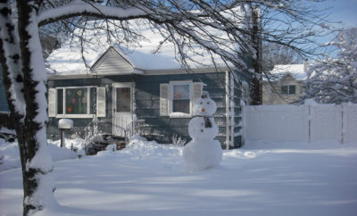 snowman - Flickr