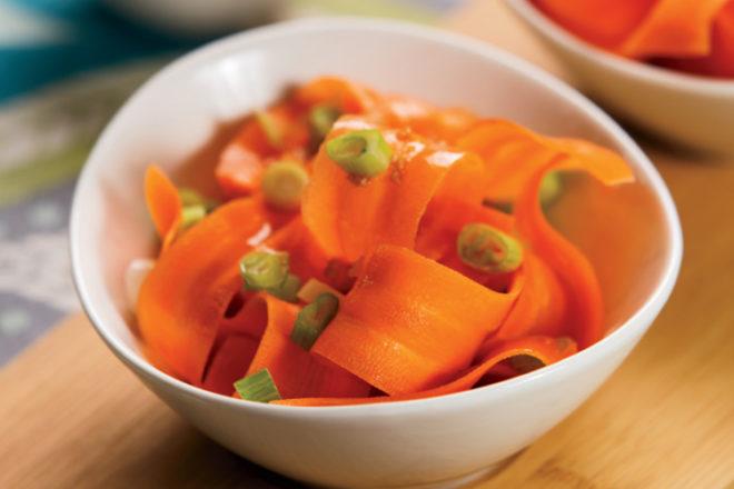 Asian Carrot Slaw