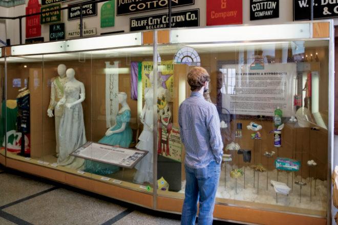 Memphis Cotton Museum