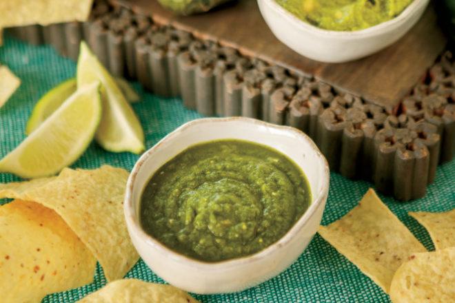 Green Salsa Verde