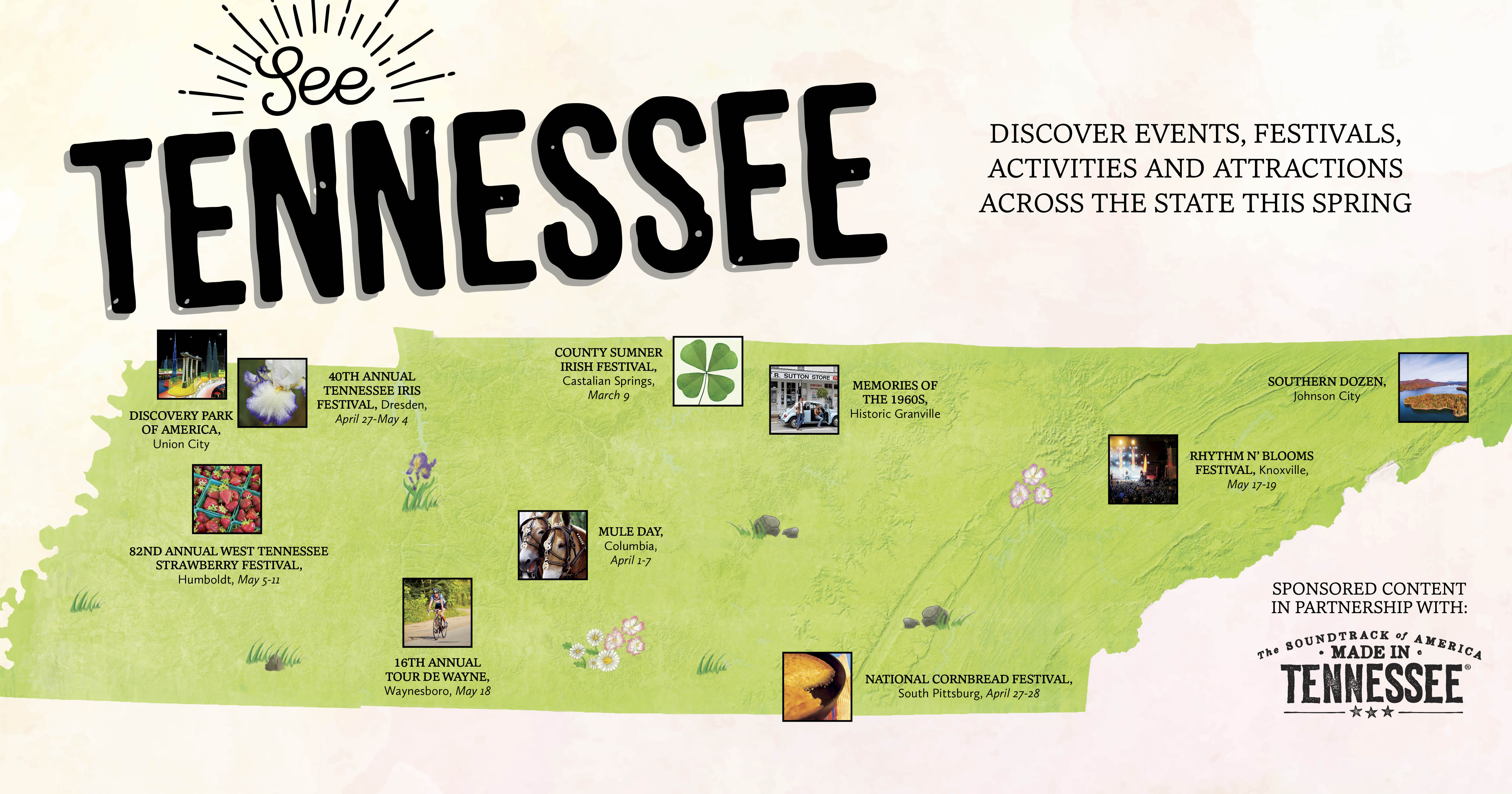 10 Places to Visit in Tennessee Spring 2019 (MAP ... on map for central time zone, map for world war 1, map the world, map for hawaii, map for milwaukee, map for canada, map for venezuela, map for delaware, map for texas, map for minneapolis, map for arizona, interactive map of tennessee, blank map of tennessee, map for albuquerque, map for nv, map for wv, map for massachusetts, map for wilson county, map for florida, map for los angeles,