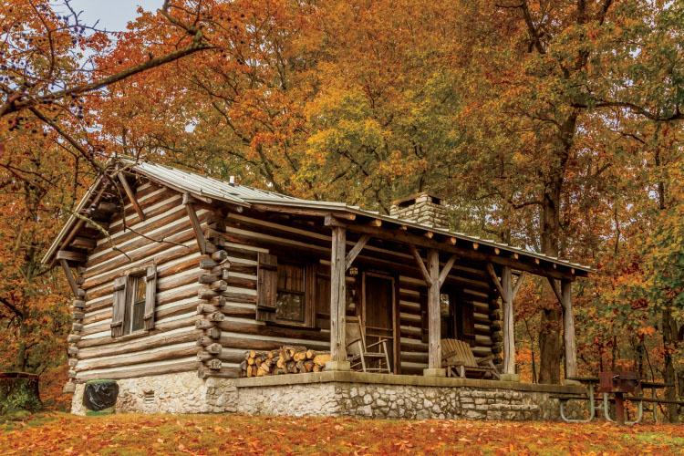 Tennessee fall foliage