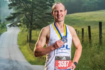 Jason Bailey; marathon farmer