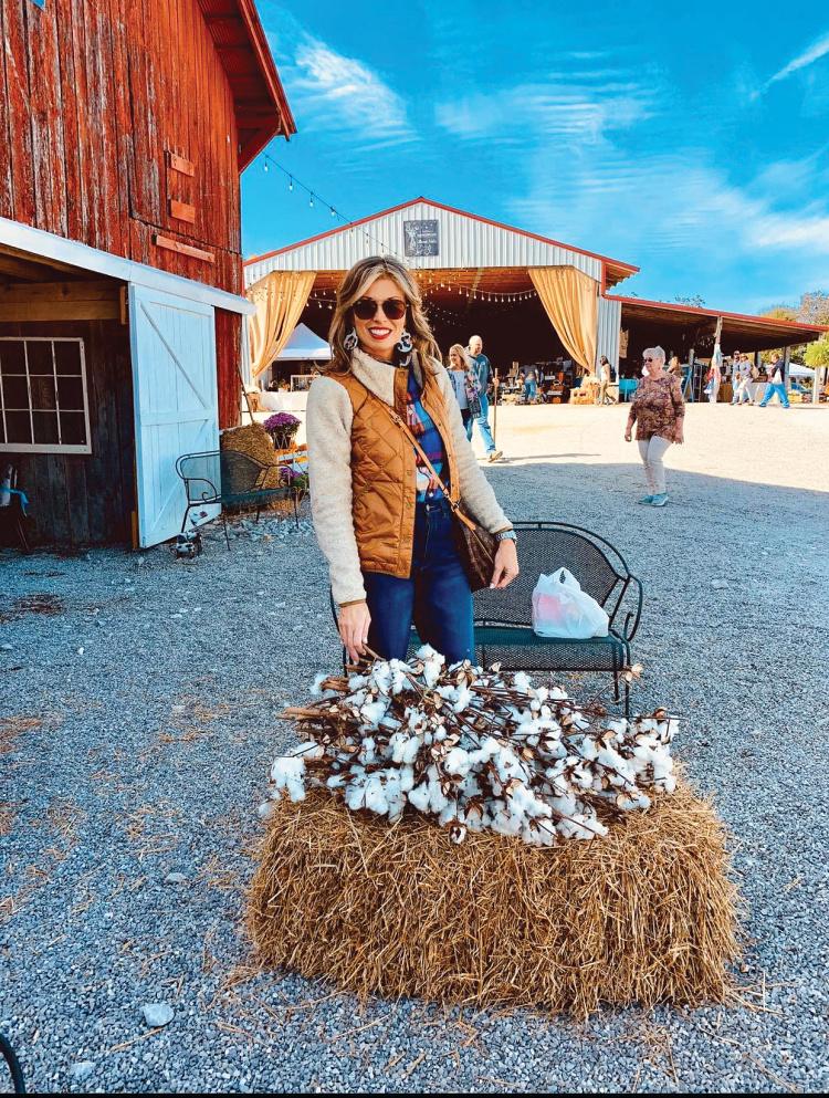 Chrissy Jenkins cotton