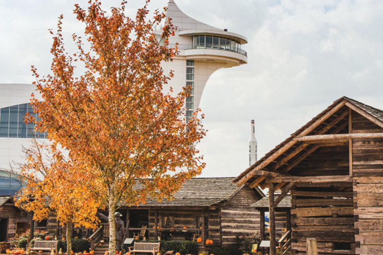 Tennessee destinations fall