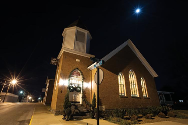 The Trinity Chapel