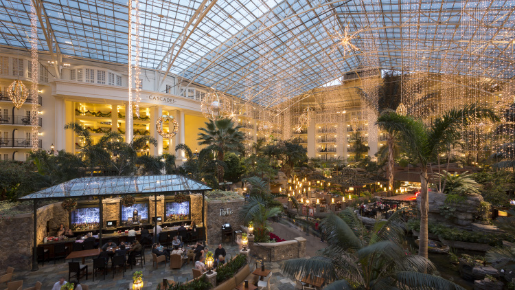 Gaylord Opryland Resort & Convention Center; Tennessee Christmas events