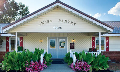 Swiss Pantry